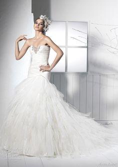 Maria Karin Wedding Dresses 2012 | Wedding Inspirasi