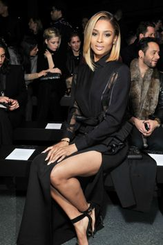Ciara at Givenchy