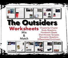 The outsiders homework help