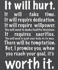 You're worth it!