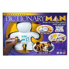 Pictionary Man Original Electronic Game