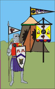 Heraldic Display In the SCA Information on Heraldic Display, in general, on clothing, and information on banners, standards, and other flag designs