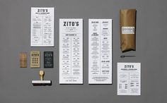 Zito's Sandwich Shoppe by Tag Collective