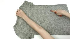 Fast & neat way to fold tee shirts