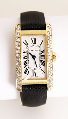 CARTIER WATCH @SHOP-HERS