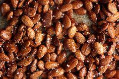 Honey Chai Roasted Almonds
