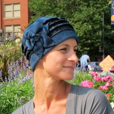 Lexi Fleece Hat. A great gift for cancer patients. Stay warm and comfy in this unique fleece beanie. Animal print panels on sides and top give you shape and fullness--the sewn in flower on the side adds a little pizazz.  Full coverage over the ears and at the neckline, and super soft fleece make this a perfect fall and winter hat for cancer patients and women with medical hair loss. November Special. $23.99 3 colors.