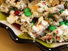 Christmas Crunch -- a great gift idea for friends.