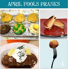 8 April Fool's Practical Pranks.