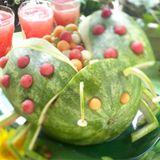 ladybug watermelon