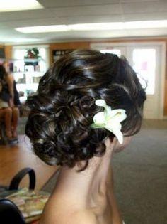 wedding hair hair
