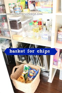 Pantry Organization Tips :: Hometalk