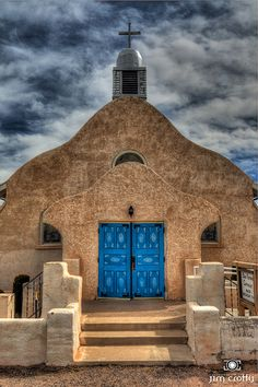 San Ysidro Catholic Church - San Ysidro, New Mexico