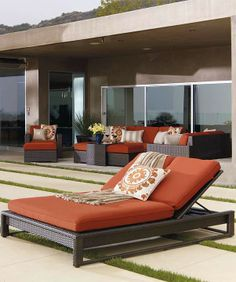 Outstanding comfort and structural integrity make our Palermo Traditional Seating Collection a welcome addition outdoors.