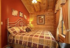 Smoky Mountain cabin rentals at http://www.encompassvacations.com/lister/view-listing/27 - Need an intimate hideaway?