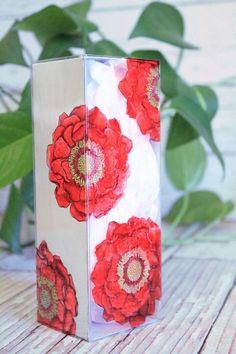 Stained Glass Look - Blendabilities - Jeanna Bohanon 2013 Stampin' Up! Artisan Design Team