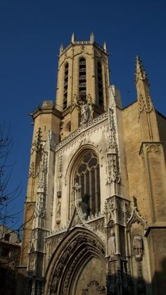 Cathedrale St Sauveur Aix en Provence