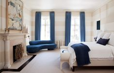 SF Decorators Showcase- Master Bedroom design by Heather Hilliard