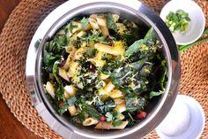 Rainbow Swiss Chard n' Lemon Stir-Fry via @TheHealthy Apple