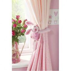 Alternativa a abraçadeiras normais de tecido child room, little girls, sock monkeys, window curtains, beanie babies, curtain tie backs, kid rooms, nurseri, little girl rooms