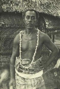 Chief of Savaii