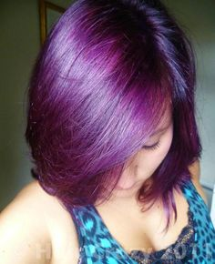 If it wasn't against the guidelines, there would definitely be a few streaks of this color in my head.