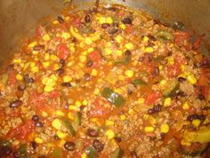 Weight Watchers 1 Point Chili Recipe.. @Krista McNamara Newall Kelleher  I think this would be good! Maybe half the recipe.. or freeze some!