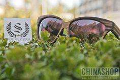 Sires Crown Eyewear (wooden sunglasses)