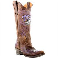 TCU Horned Frogs Ladies Gameday Cowboy Boots!
