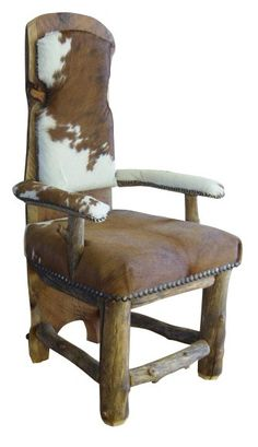 Animal Hide Chair Submited Images