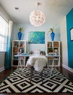 home office | JLV Creative