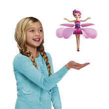 Flutterbye Flying Fairy Doll