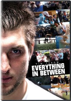 Tim Tebow: Everything In Between going in Noah's Easter Basket!!!