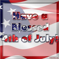 religious fourth of july clipart