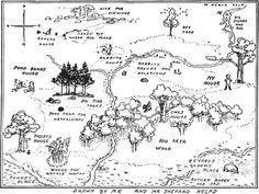 Hundred Acre Wood - EH Shepherd