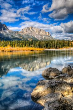 Mount John Laurie, Kananaskis Country, Alberta, Canada