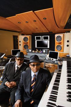 Web Exclusive: Q With Jimmy Jam and Terry Lewis | Mix Interview with Producers Jimmy Jam and Terry Lewis