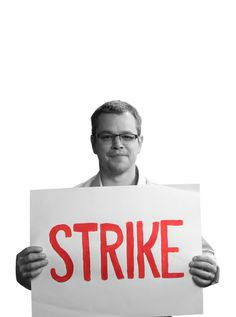 strike, matt damon, damon boycott, nonprofit, compass matter