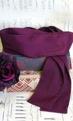 Violet Night Sash $16