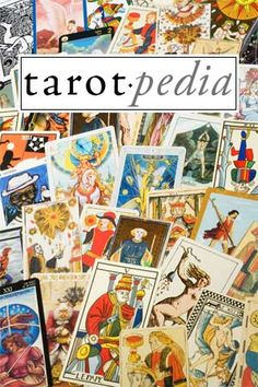 Another great site for tarot info