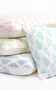 rikshaw design.  hand block printed fabrics for bedding, clothes, and baby stuff. love it!  i want everything on their website!