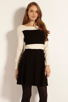 Nice dress for the Fall!