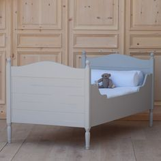 Harry's Children's Bed :: Bradshaw Kirchofer Handmade Furniture