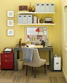 Organizing Your Paperwork- Martha Stewart