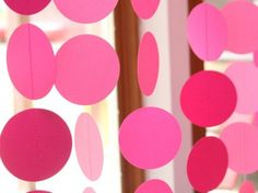 rachell shower, garland, bridal showers, banner, backdrop, baby showers