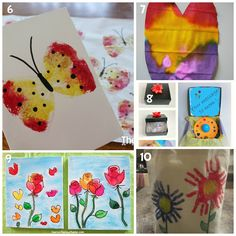 10 Kid-Made Mother's Day Gift Ideas