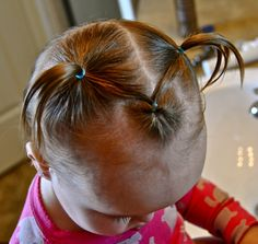 15 hairstyles for toddler girls!