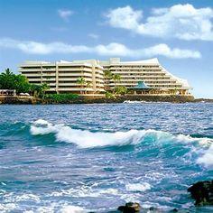 Royal Kona Resort, Kona Hawaii