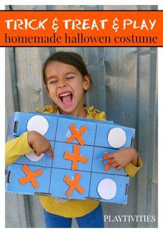 DIY Halloween Costume for Kids » PLAYTIVITIES