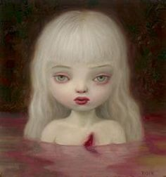 Wound by Mark Ryden...I want this tattooed on my back